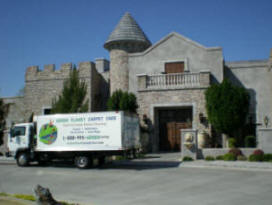 Carpet Cleaning Truck We Use in Scottsdale and Paradise Valley